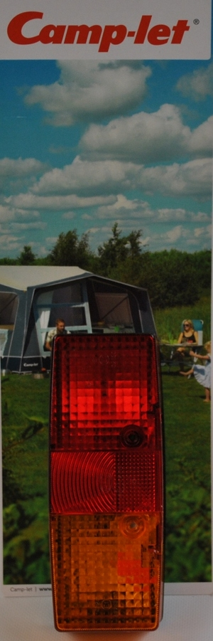 Achterlicht camp-let la tot 2000