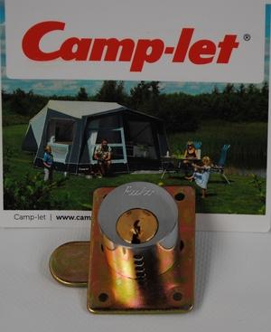 Keukenslot camp-let